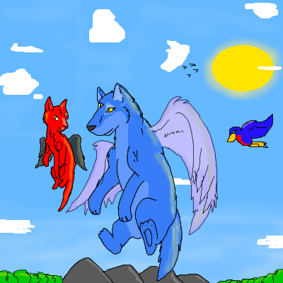 Mes dessins - Page 2 Mirage_alpha_des_aile_d__argent_by_redwolf2005-d30vae4