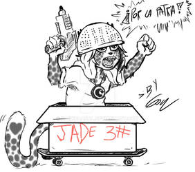 jade the tank!!