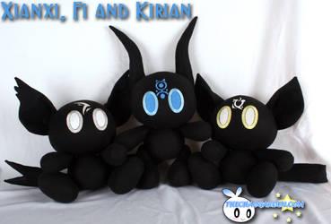 Dark Chao Trio