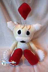 Tails Doll Plushie for sale by BriteWingz