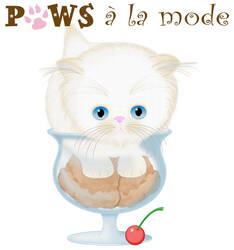 Paws a la mode