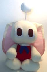 Cream Chao Plushie