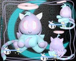 Moonlight the Chao Plushie