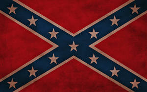 Confederate Flag (Vintage) by aaws1