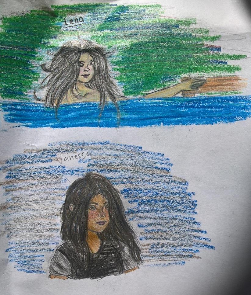 Fablehaven doodles by Liisode on DeviantArt