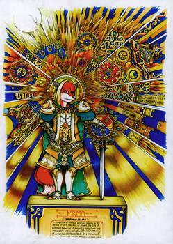 Frey, Eternal Champion of Asgard