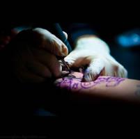 The Tattoo by MariuszSilence