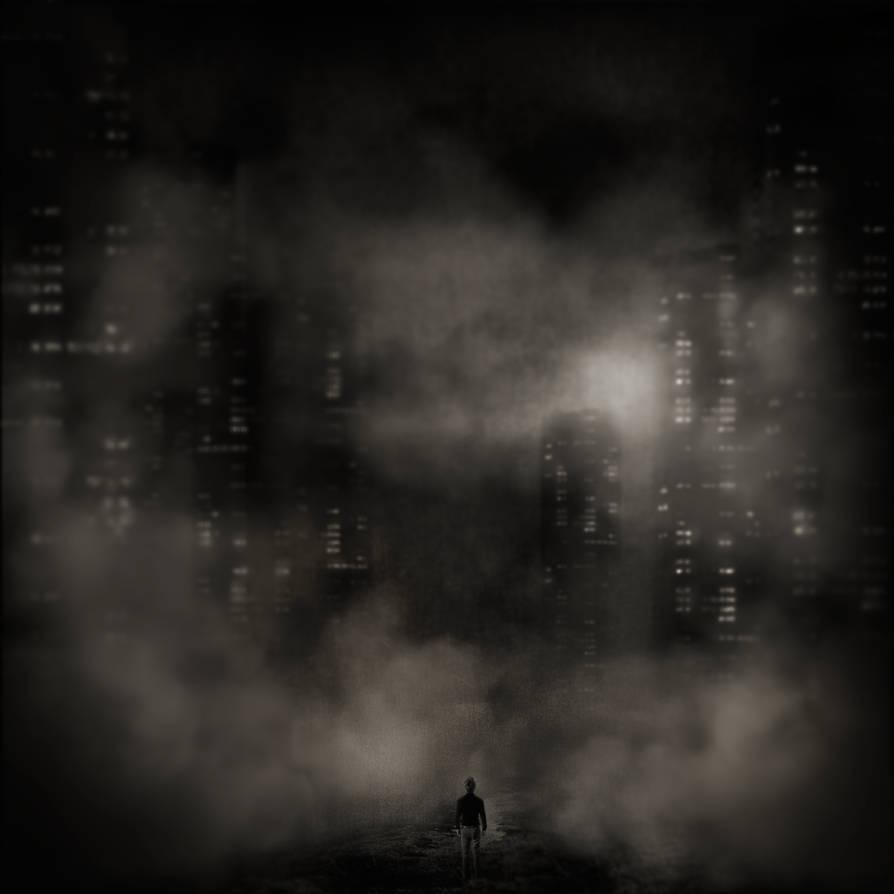 wandering. by MariuszSilence