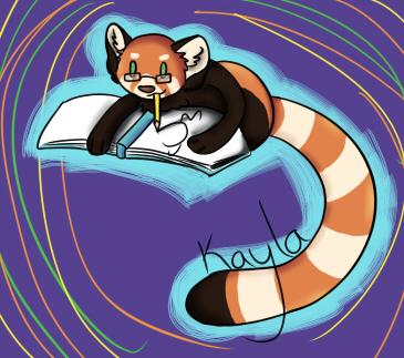 Chibi Kayla by Velvet--Kitten
