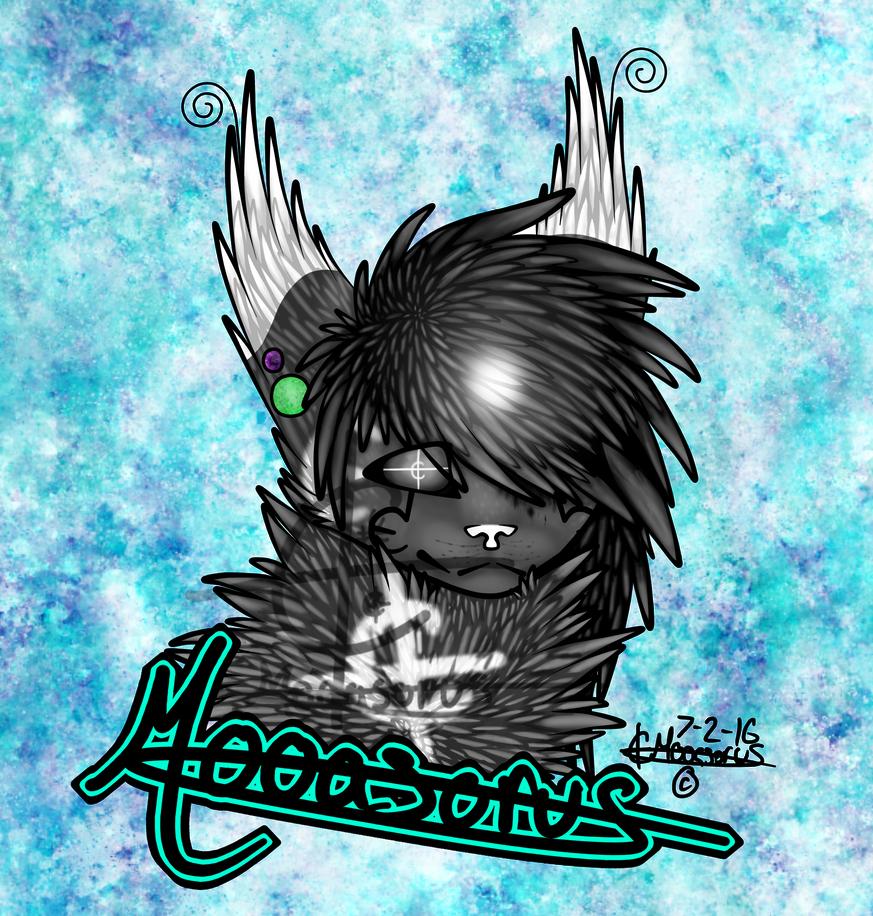 Moon Icon Remake by Mooasorus