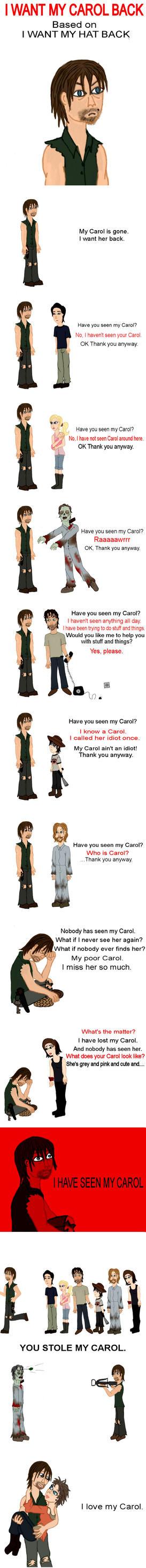 I Want My Carol Back by SweetSandy