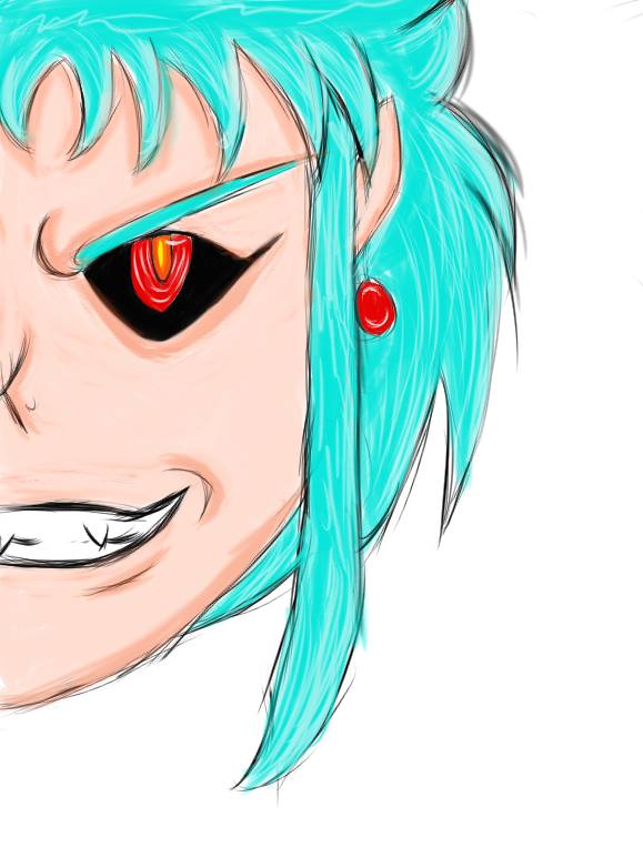 Ryoko Evil by Glacierlioness