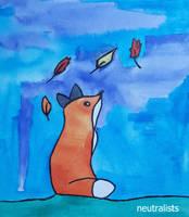 Cute Little Fox by neutralists