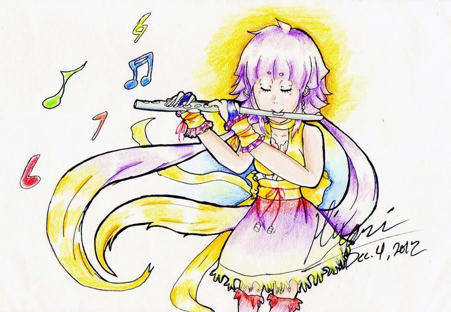 Musical Notes by illuminatedflower