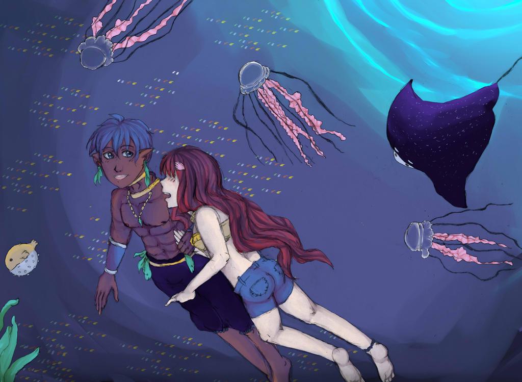Under the Sea by illuminatedflower