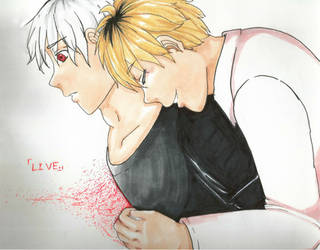 -LIVE- by illuminatedflower