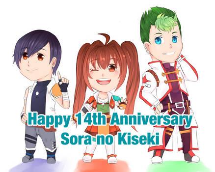 Sora no Kiseki - 14th Anniversary