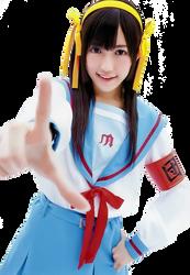 Mayu Watanabe (Mayuyu) [RENDER]