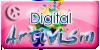 Digital-Artivism Logo by DigitalArtivist