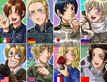 Axis Powers Hetalia