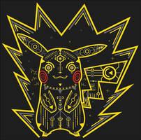 Pikachu Awakening by Dafewf
