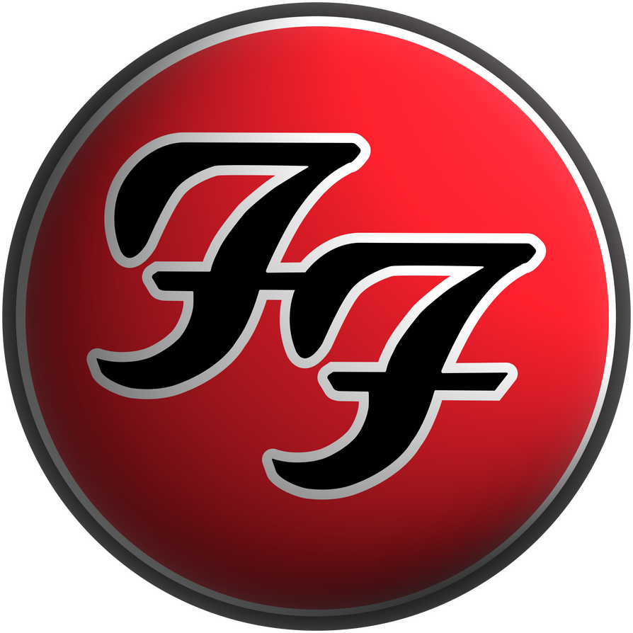 Foo Fighters Button By Jaktherabbit On Deviantart