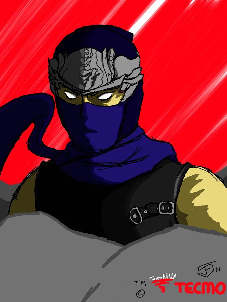 Ryu Hayabusa by JaktheRabbit