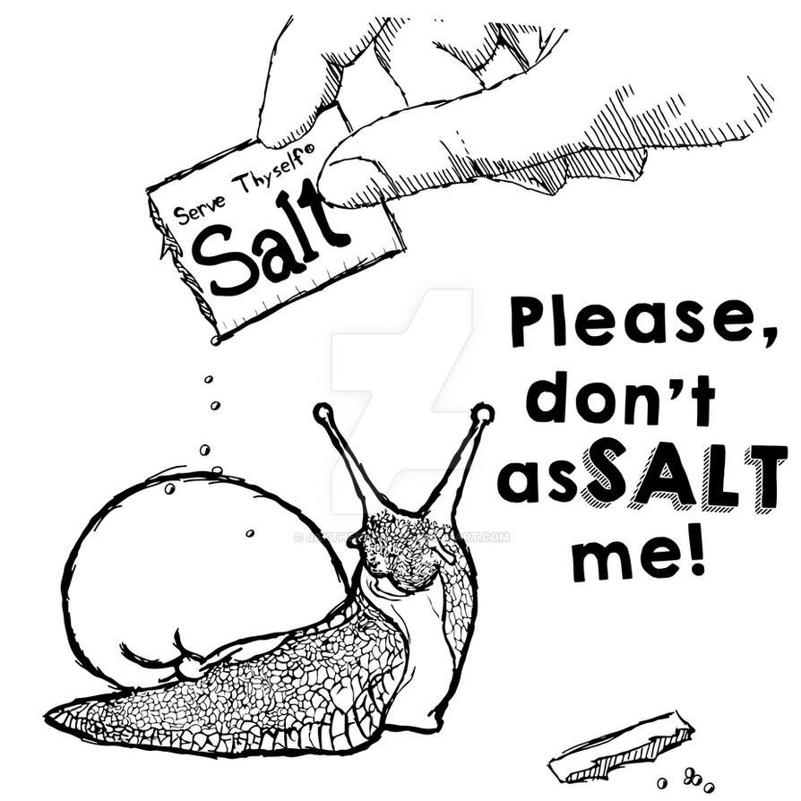 Don't Assault Me by JaktheRabbit