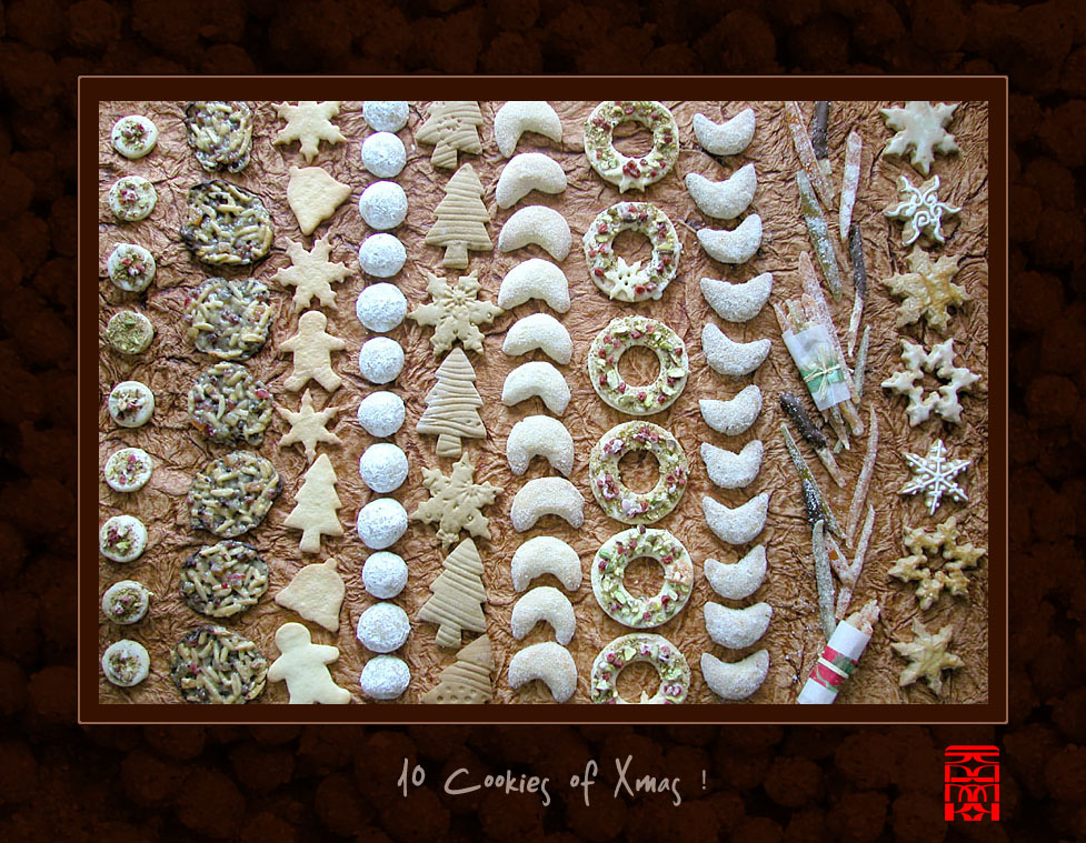 10 Cookies of Xmas by somk