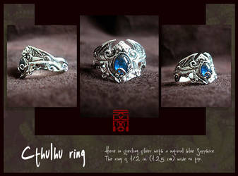 Cthulhu Ring - Final by somk