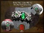 'Celtic Welsh' ring