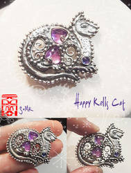 Happy cat of Kells