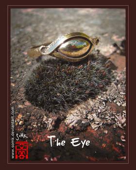 'The Eye' ring
