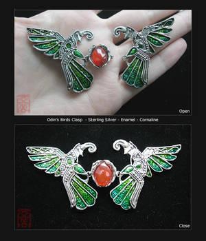 Odin's Birds (Daily Deviation)