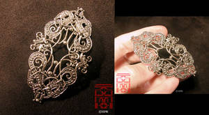Ancient Times - Brooch by somk