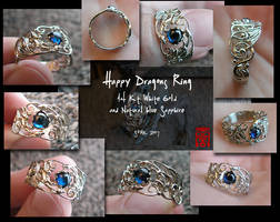 Happy Dragons Ring