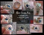 Happy Dragons Ring