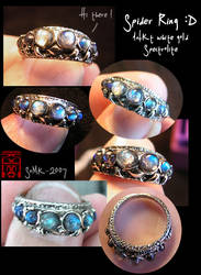 Spider Ring by somk