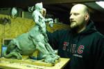 lion centaure wip