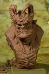 daemon bust