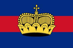 Alternate flags for Europe-Liechtenstein by Linumhortulanus