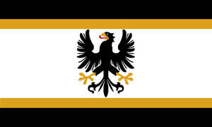 Flag of the Russian Republic of East Prussia by Linumhortulanus