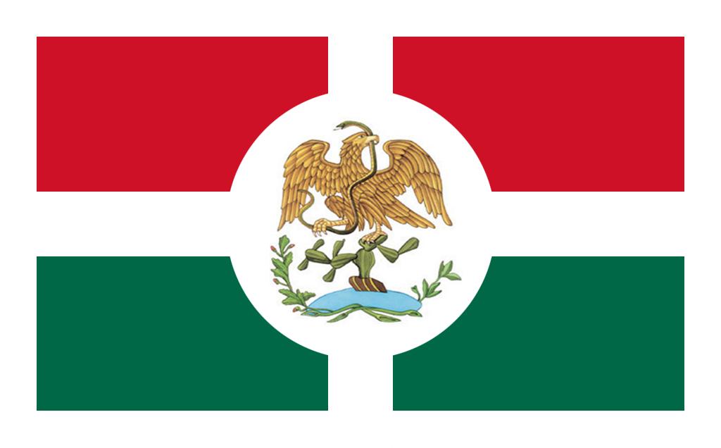 Alternate Mexico Flag By Linumhortulanus On Deviantart