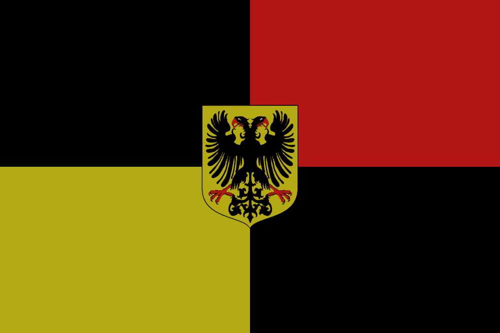 Flag of the Austro-German Empire by Linumhortulanus on ...