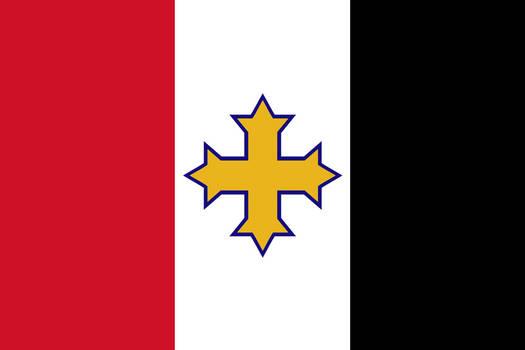 Flag for the Coptic Christians of Egypt