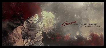 Gaara1 by RedfoxCZ