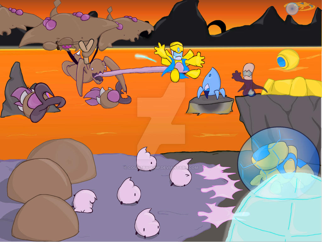 Zerg rush - Attack On Free Zerg Rush Carbotstarcrafts By Countrygump