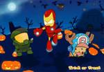 Carbot StarCrafts Halloween Fanillust(by.GumpGoon)