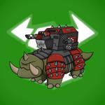 Carbot W40K Ork : quiggoth