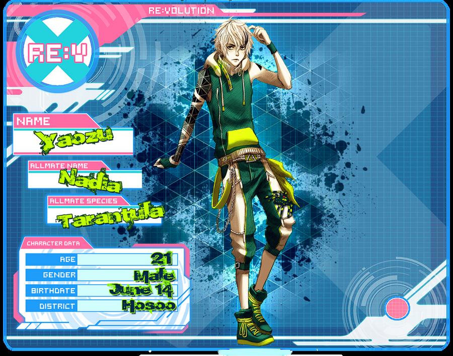 rE:VOLUTION - Yaozu by toxic-zone